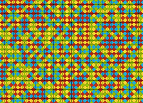 Wang Tiling 1 by Ian-Parberry
