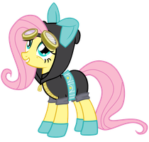 Undercover Flutter by Srsishere