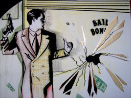 Two-face Bank window by VanillaxMog