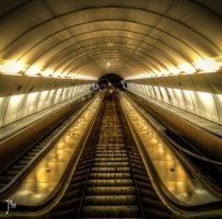 Subway..... by JMicas