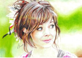 Lindsey Stirling by Gatter87