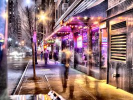 NYC street 3 by lightzone
