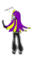 Human Dimentio by crazyfan101