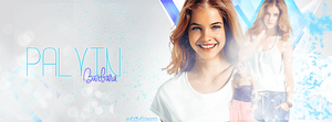 Barbara Palvin Facebook Cover by tayloralwaysperfect