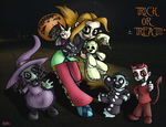 Trick Or Treat by R2ninjaturtle