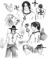 Ace Faces by Boolsajo