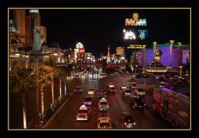 Las Vegas: Strip by nutnic
