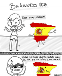 Dancing with Spain by KarlaVH