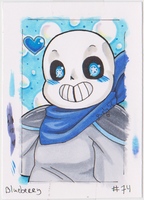 ATC #74 - Underswap Sans by Purly