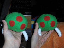 Plush Metroid by Aemi