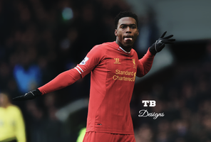Daniel Sturridge by Tautvis125
