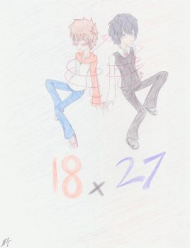 1827 Gift for Always-chan by 13th-Musician