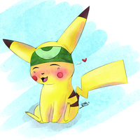 Pika Pika by AquaDiamonds
