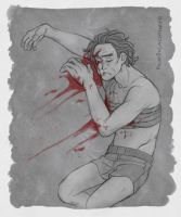 The Wounds [Kylo Ren] by ProfDrLachfinger