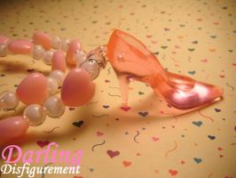 the barbie shoe by leggsXisXawsome