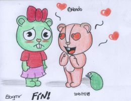 flippy being sissified Final by davidcool1989