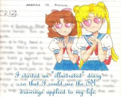 24. SAILOR MOON OBSESSION 2 by maesesag