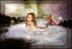 Little Mermaid by brandrificus