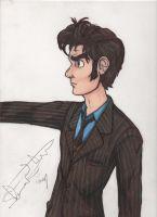 Whodoodle The 10th Doctor by ShannaVictoria16