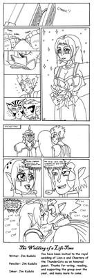 The Wedding of a Life Time by Gojihunter31