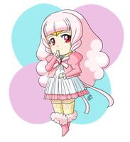 Prize - Sailor Sheep by Val4s-san