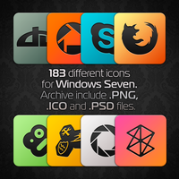 Icon Pack 2 by aablab
