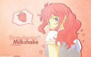 G00 - Strawberry Milkshake by MapleRose