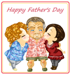 Happy Father's Day by PritzPritz