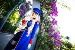 Macross Frontier Sheryl Nome Sagittarius IV by Mocca-Coffee