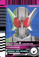 Final Kamen Ride W Cyclone Joker Xtreme by Mastvid