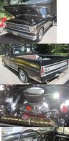 68 Ford Ranger by zypherion