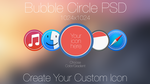 Bubble Cirlce PSD by scafer31000