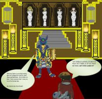 Anubis Throne by Panthers07