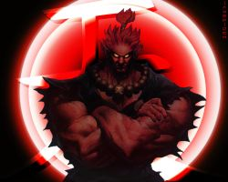 Akuma - Heart OF Hell by jaxspider