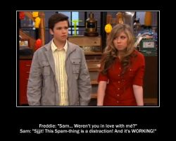 seddie-omg it's a distraction- by DoWnFrOmHeLL