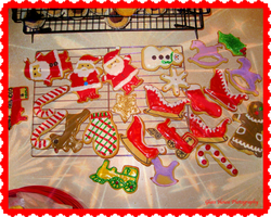 Christmas Cookies 2013 by GlassHouse-1