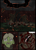 MLP Project - Blood is Thicker... 21 by Metal-Kitty