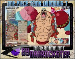 Franky Theme Windows 7 by Danrockster