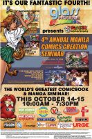 4thMnlaComicsCreation Seminar by johnbecaro