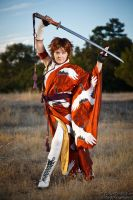 Syaoran: Sword by OscarC-Photography