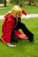 I've Seen Hell [Edward Elric] by BlueWingXIII