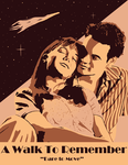 'A Walk To Remember' Poster Project by Josabella
