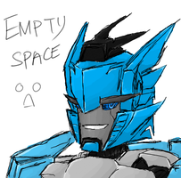 iScribble TFP Blurr by DJaimon