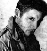 Dean Winchester by DeathRay18
