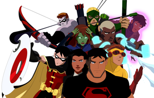 Young Justice - Series 1 by 1984neptune