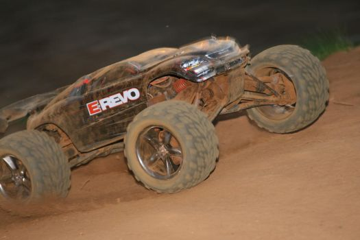 E-Revo - RC Car - Fun 1 by JimChuD