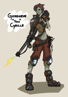 Genevieve Cyrille by NameFail