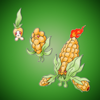 Corn Fakemon by FakeMakeT