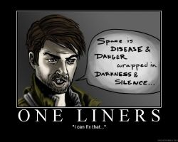 One Liners by FlashFan