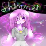 Shimmer (Art Trade with Strawberrykittyswirl) by Peridotdragon